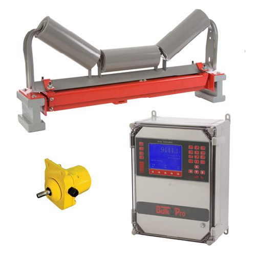 Bulk Pro N-61 Single Idler Belt Scale Systems