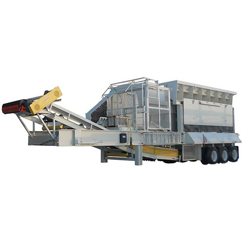 Masaba 3042 Portable Jaw Crushing Plants
