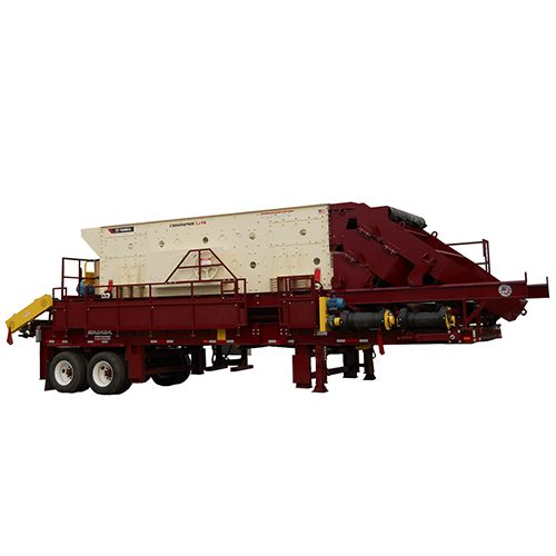 Masaba 7x20 TD Single Screen Portable Screening Plants