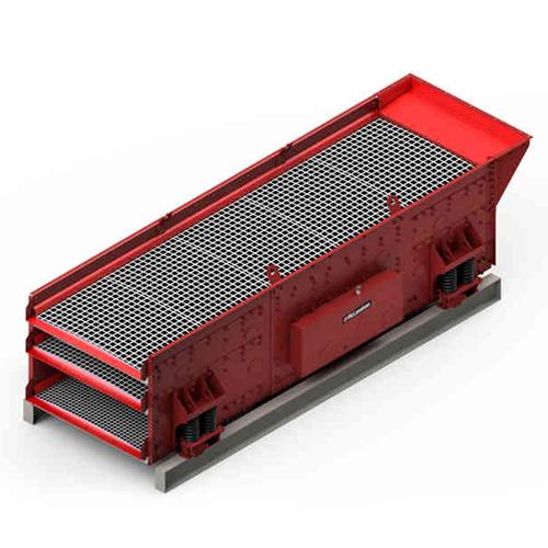 McLanahan MAX Triple-Shaft Horizontal Vibratory Screens