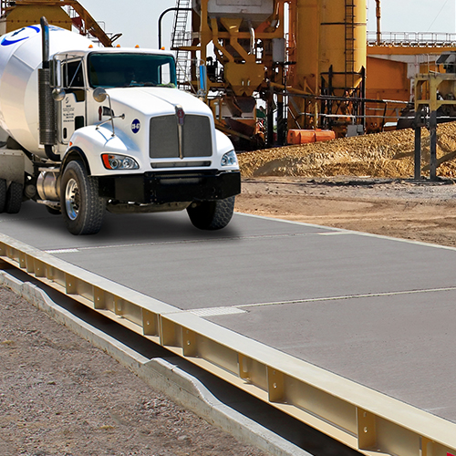 Cardinal Scale Concrete Deck Truck Scales with Digital SmartCells