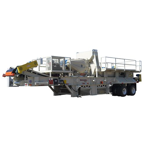 Masaba C96 Portable Jaw Crushing Plants