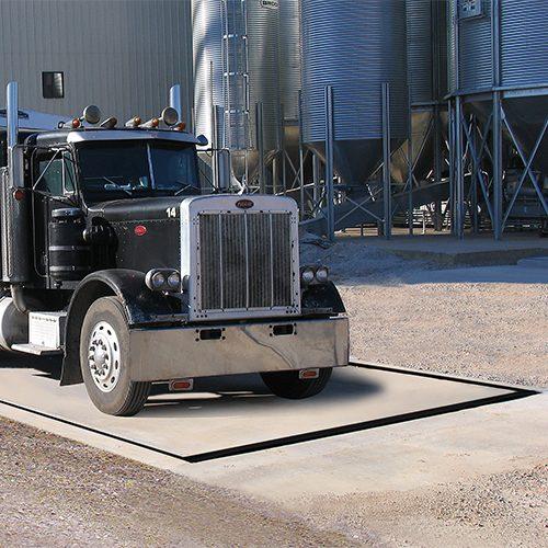 Cardinal Scale SRC Electronic Concrete Deck Truck Scales