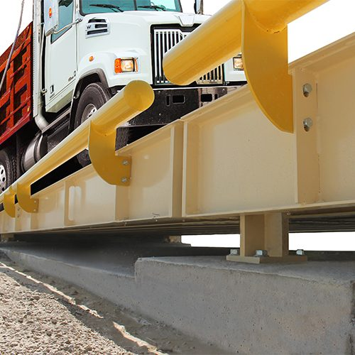 Cardinal Scale Steel Deck Truck Scales with Digital SmartCells