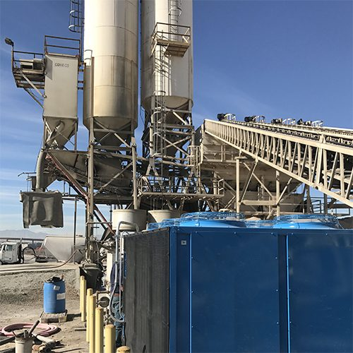 Infern-O-Therm Water Chillers for Concrete