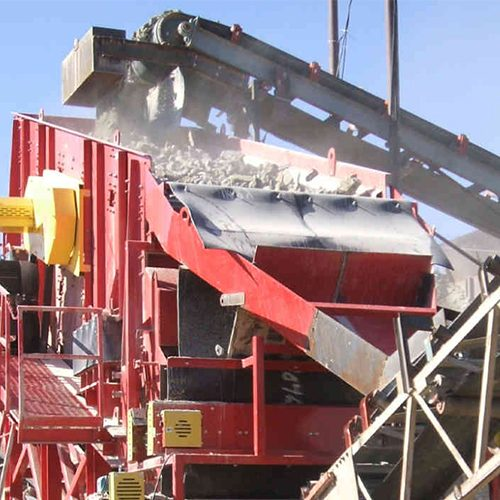 Trommel & Vibratory Screens