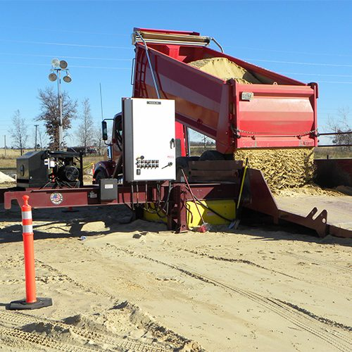 Truck Unloader Conveyors