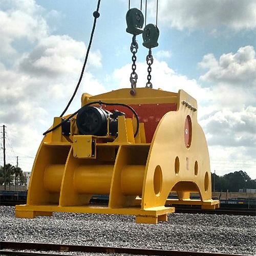 Railcar Vibrators & Unloading Solutions