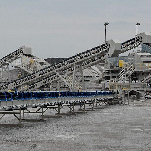 Transfer & Tripper Conveyors