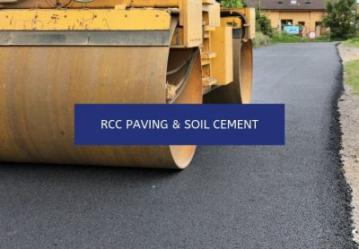 RCC PAVING & SOIL CEMENT
