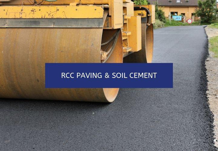 RCC PAVING & SOIL CEMENT