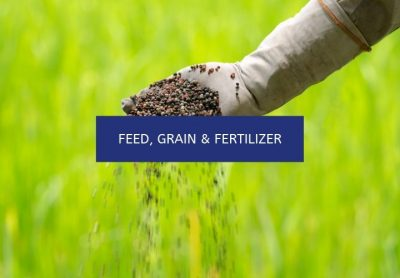 FEED, GRAIN & FERTILIZER