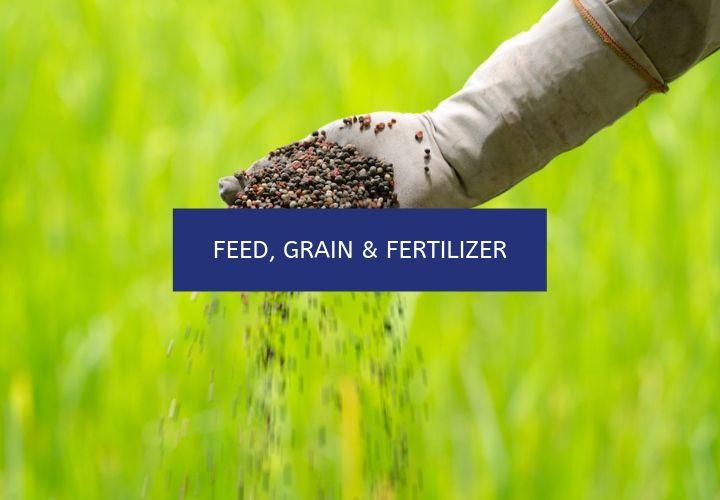 FEED, GRAIN & FERTILIZER