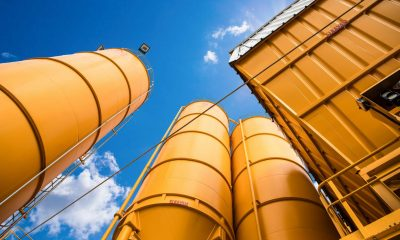 Use level indicators to measure inventory in bin, tanks, and silos