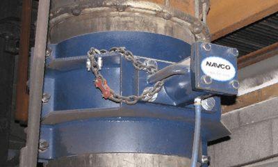 NAVCO Pipe & Chute Shakers