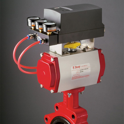 Bray International Electro-Pneumatic Positioner (Series 6A)