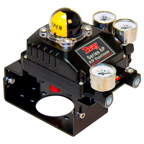 Bray International Pneumatic-to-Pneumatic Positioner (Series 6P)