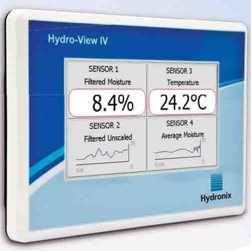 Hydronix Hydro-View Moisture Display for Hydronix Sensors