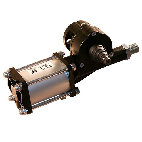 WAM Piston Type Pneumatic Actuators