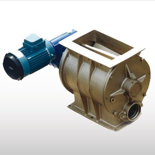 WAM Blow-Through Rotary Valves for Conveying Systems