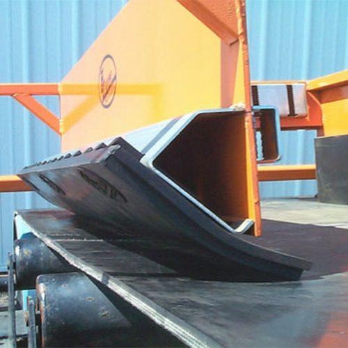 EZ SKIRT Conveyor Skirting System