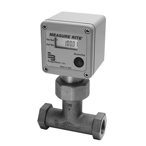 Measure Rite Truck & Slump Rack Water Meter