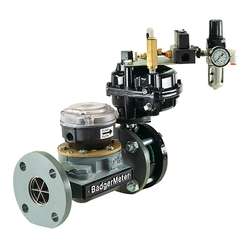 Turbo Water Meters with BFV Assembly
