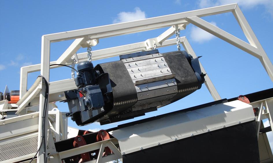 Solve Tramp Metal Contamination Problems